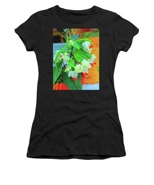Bleeding Heart II Women's T-Shirt (Athletic Fit)