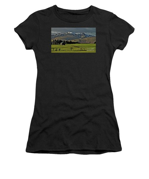 Blencathra Mountain, Lake District Women's T-Shirt