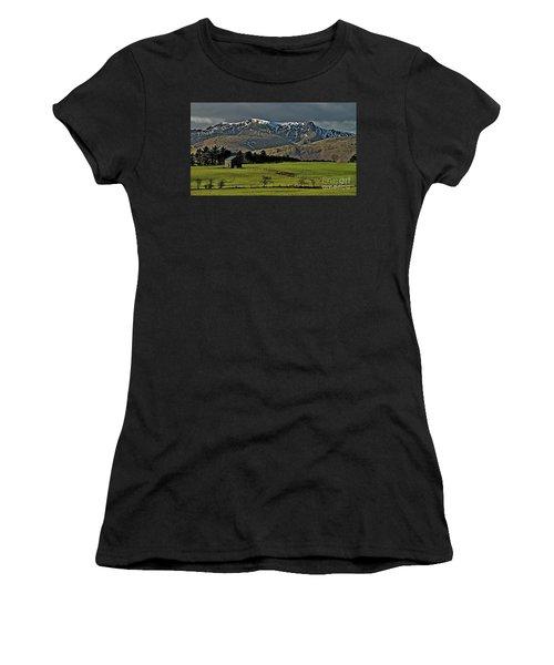 Blencathra Mountain, Lake District Women's T-Shirt