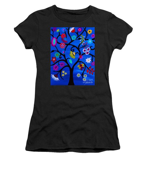 Blessed Tree Of Life Women's T-Shirt