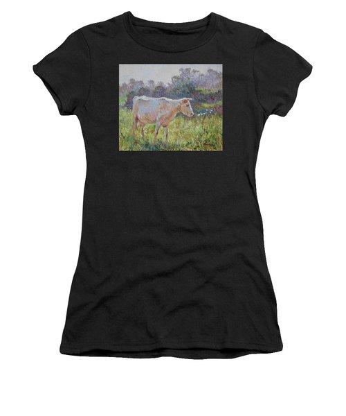 Blonde D'aquitaine Women's T-Shirt