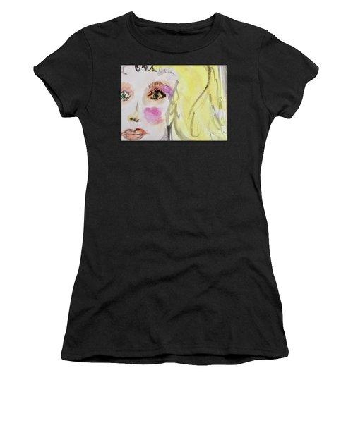 Blonde Women's T-Shirt