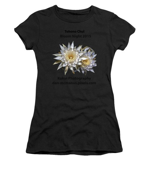 Bloom Night T Shirt Women's T-Shirt