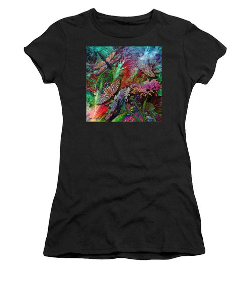 Blooming Color Women's T-Shirt