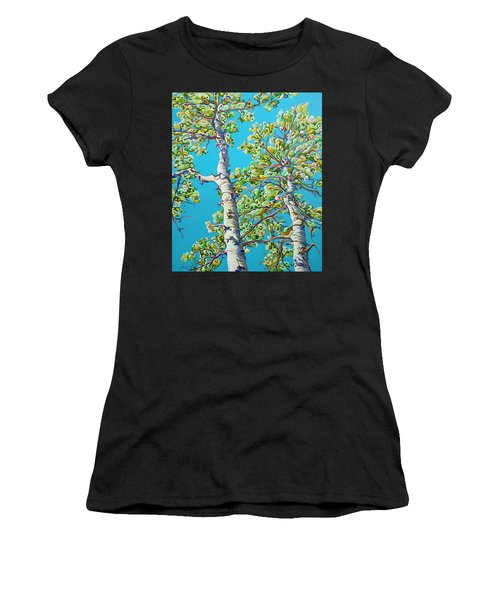 Blossoming Creativitree Women's T-Shirt