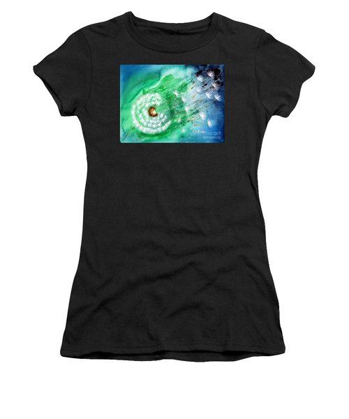 Blown Away Women's T-Shirt (Athletic Fit)