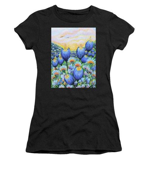 Blue Belles Women's T-Shirt