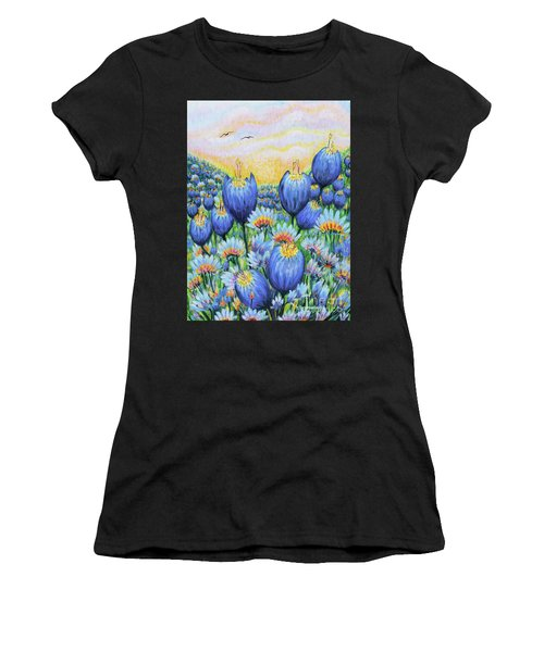 Blue Belles Women's T-Shirt