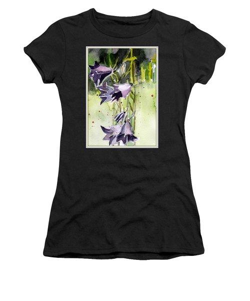 Blue Bonnets Women's T-Shirt (Junior Cut) by Mindy Newman