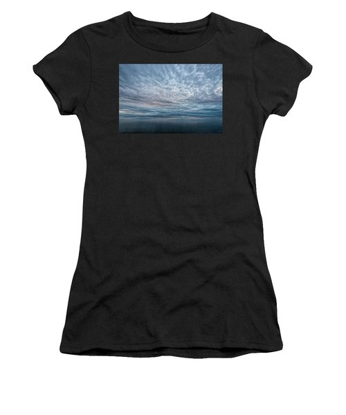 Blue Calm Women's T-Shirt
