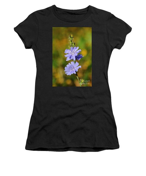 Blue Chicory 3 Women's T-Shirt