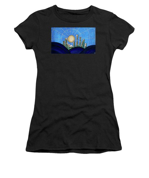 Blue City  Women's T-Shirt