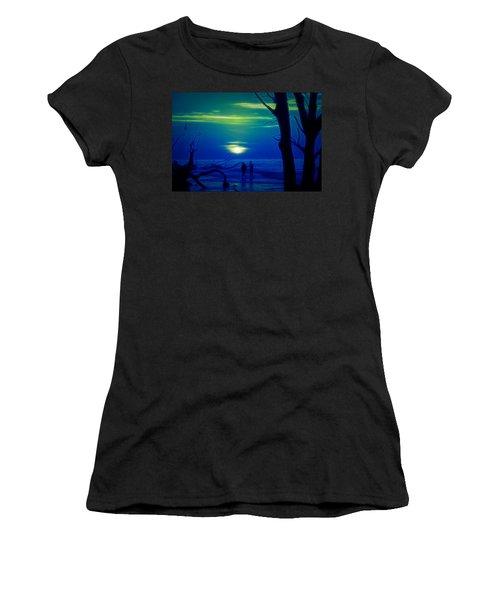 Blue Dawn Women's T-Shirt