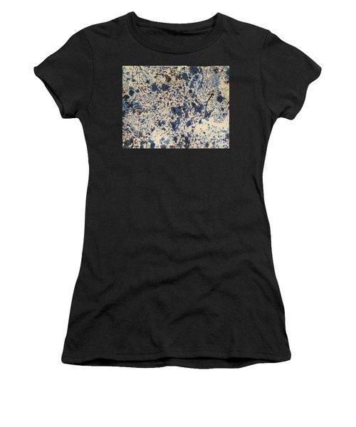 Blue Ecru Women's T-Shirt
