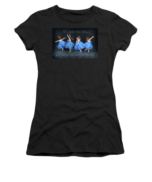 Blue Fairy Women's T-Shirt