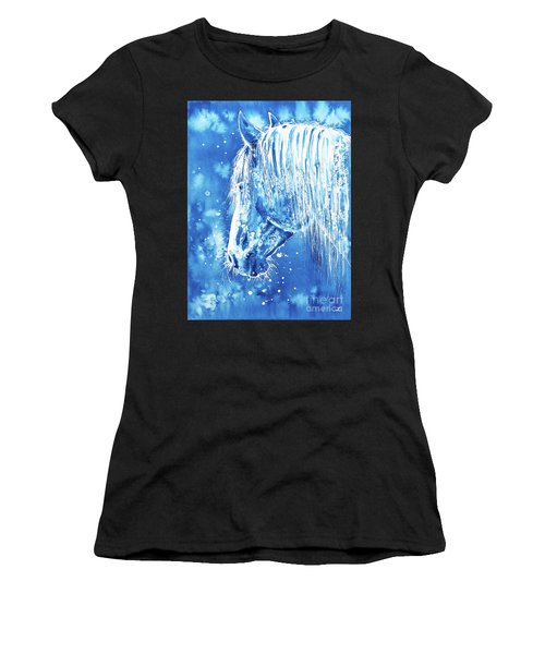 Blue Horse Women's T-Shirt