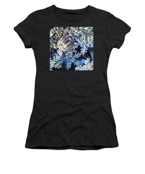 Blue Ice Women's T-Shirt
