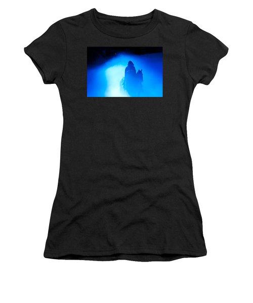 Blue Knight Women's T-Shirt