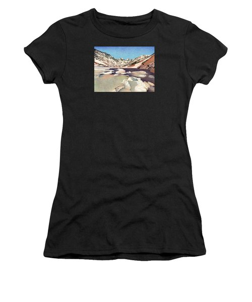 Blue Lakes Colorado Women's T-Shirt
