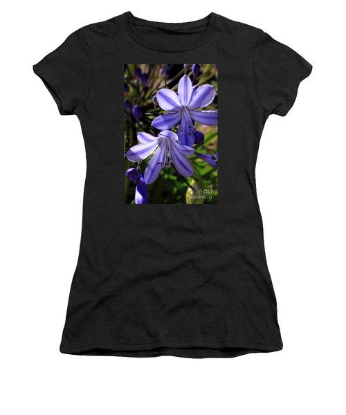 Blue Lily Women's T-Shirt