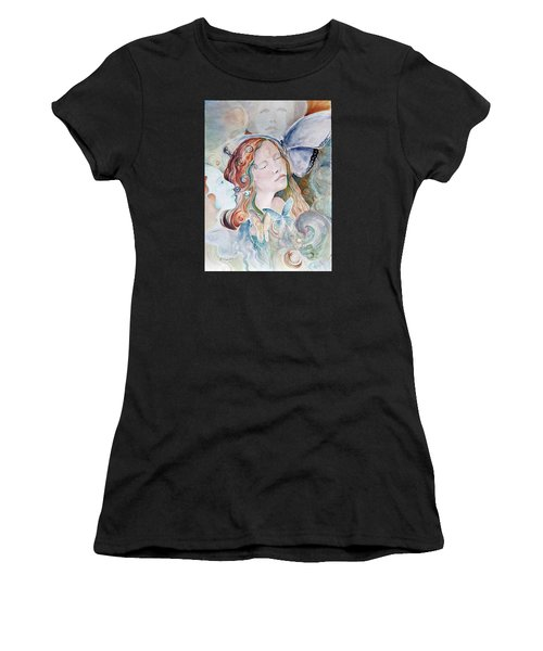 Blue Morpho Women's T-Shirt