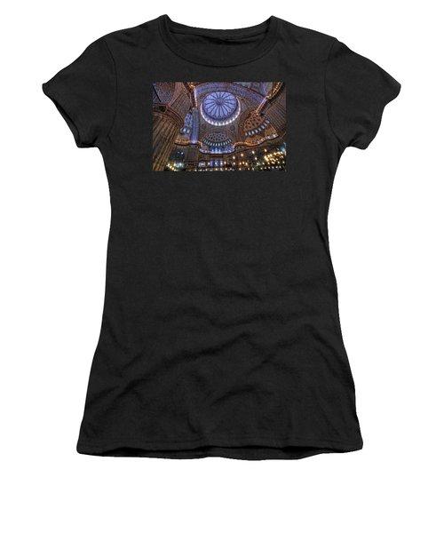 Blue Mosque Women's T-Shirt