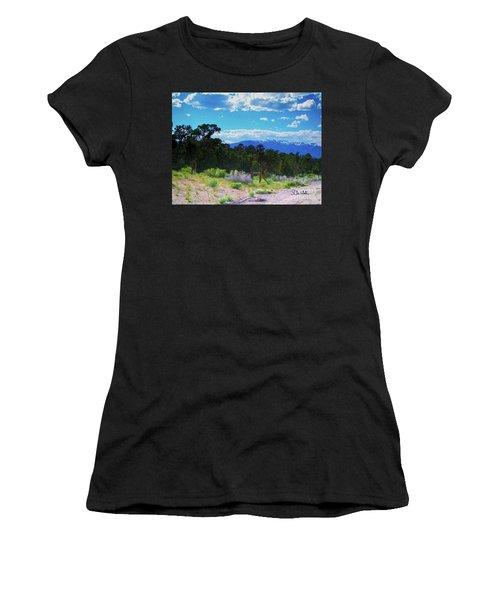 Blue Mountain West Women's T-Shirt