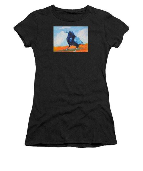 Blue Raven Women's T-Shirt (Athletic Fit)