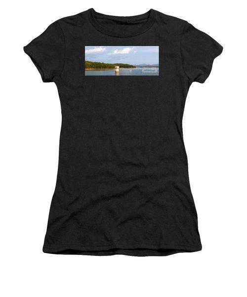 Blue Ridge Dam Women's T-Shirt
