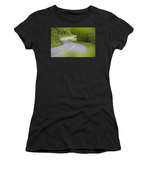 Blue Ridge Parkway Women's T-Shirt