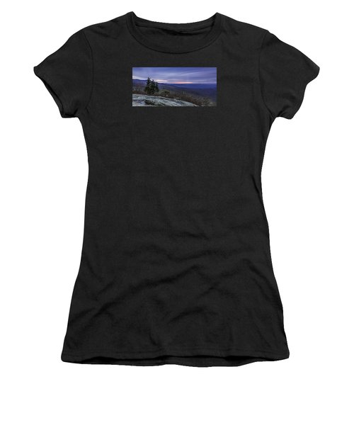 Blue Ridge Parkway Sunrise Women's T-Shirt