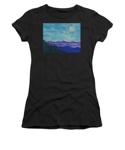 Blue Ridges Mist 1 Women's T-Shirt