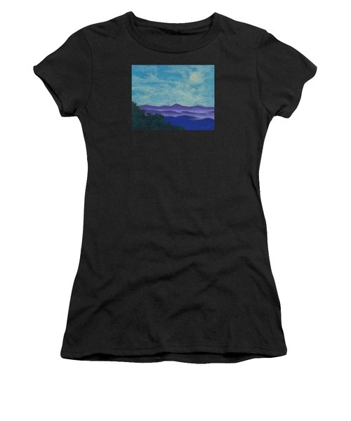 Blue Ridges Mist 1 Women's T-Shirt