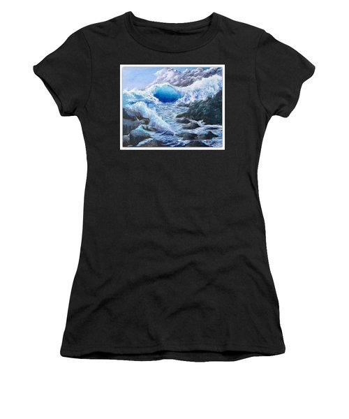Blue Storm Women's T-Shirt