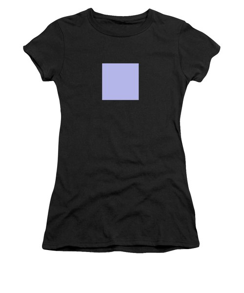 Blue Ultra Soft Lavender Colour Palette Women's T-Shirt