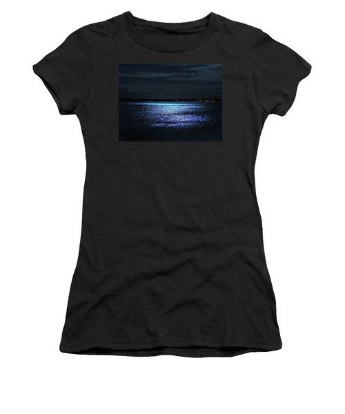 Blue Velvet Women's T-Shirt