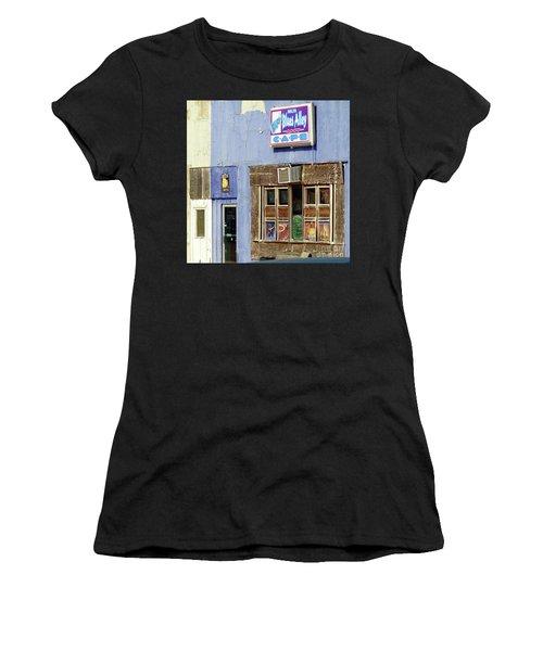 Blues Alley, Clarksdale Women's T-Shirt