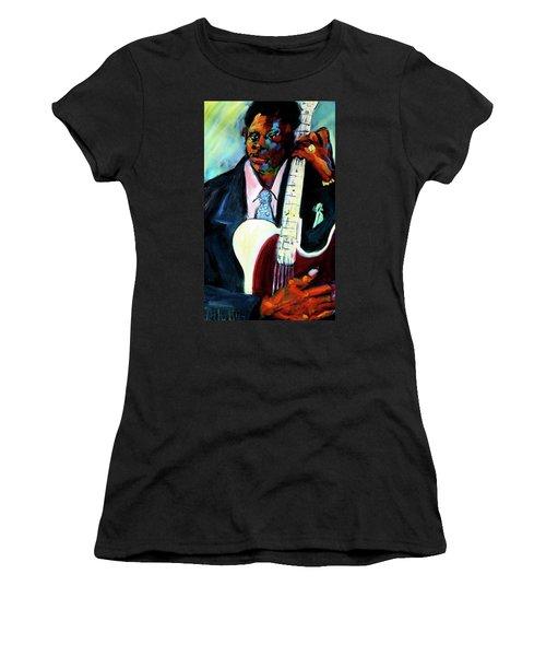 Blues Boy Women's T-Shirt