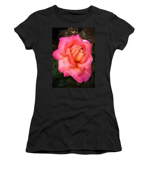 Blushing Rose Women's T-Shirt