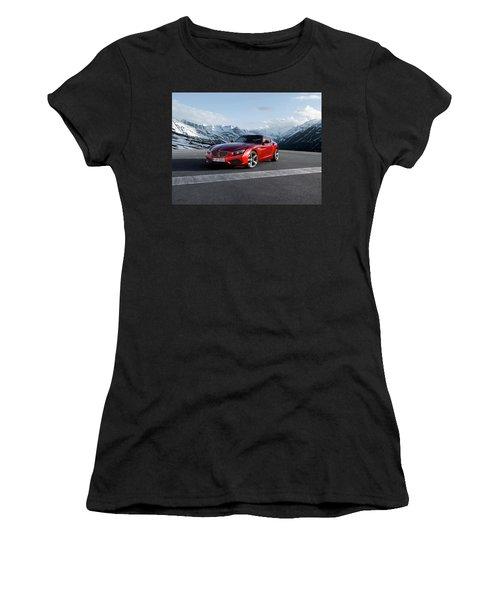 Bmw Zagato Coupe Women's T-Shirt
