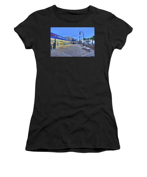 Boardwalk Women's T-Shirt