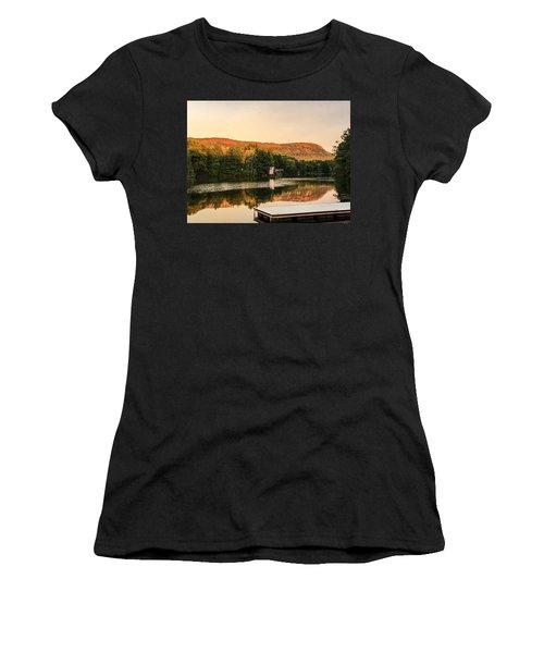 Boardwalk Sunset Women's T-Shirt