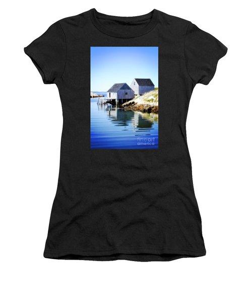 Boat Houses Women's T-Shirt