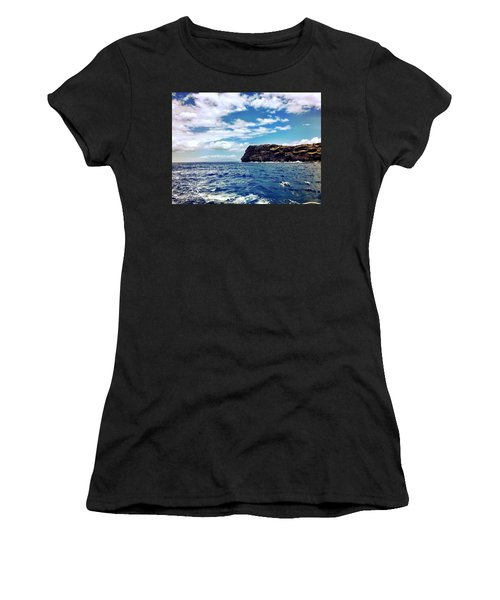 Boat Life Women's T-Shirt (Athletic Fit)