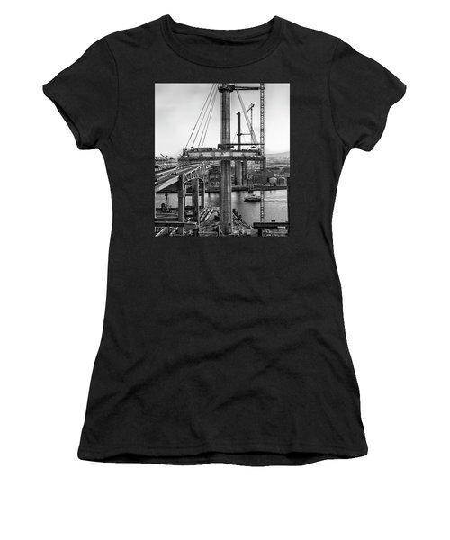Boat Under Desmond Women's T-Shirt