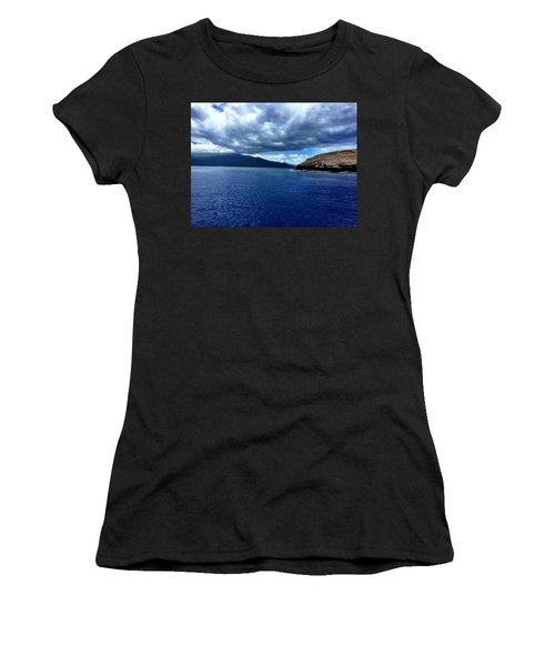 Boat View 3 Women's T-Shirt (Athletic Fit)