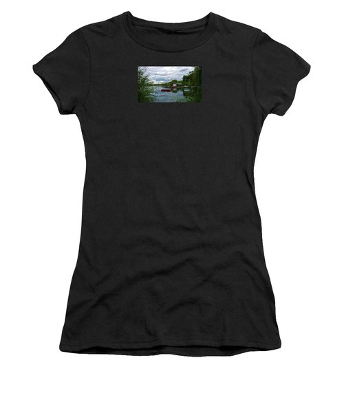 Boathouse Women's T-Shirt (Athletic Fit)