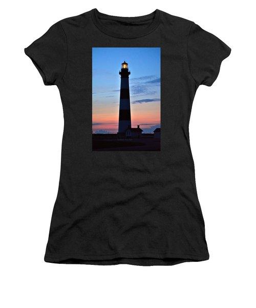 Bodie Lighthouse 7/18/16 Women's T-Shirt