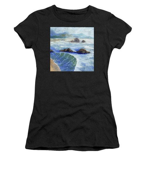 Bodiga Bay #2 Women's T-Shirt (Athletic Fit)