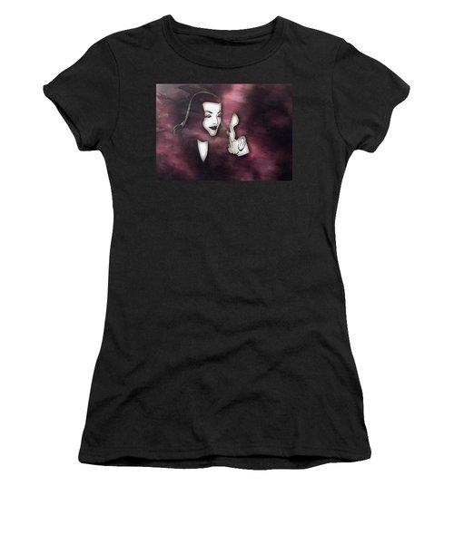 Bogart And Bacall Women's T-Shirt